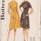 BUTTERICK PATTERN 3002 MISSES' PRINCESS SEAMED DRESS IN 2 VARIATIONS SIZE 16
