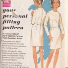 BUTTERICK PATTERN 3000 MISSES' BASIC FITTING SHELL OR DRESS SIZE 10