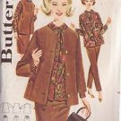 BUTTERICK PATTERN 2442 MISSES' MATERNITY JACKET, BLOUSE, SKIRT AND PANTS SIZE 12