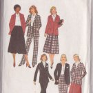 SIMPLICITY PATTERN 8866 MISSES' SKIRT, PANTS, JACKET SIZE 16 1/2