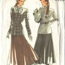 NEW LOOK PATTERN 6168 JACKET AND SKIRT SIZES 8-14