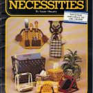 MACRAME INSTRUCTION BOOKLET MACRAME NECESSITIES 23 PROJECTS