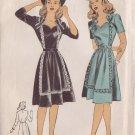 DuBARRY PATTERN 5928 MISSES' DRESS 2 VARIATIONS SIZE 12 UNUSED