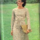 BUTTERICK PATTERN 5857 MISSES' TOP AND SKIRT SZ 12