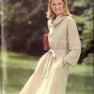 BUTTERICK PATTERN 5830 MISSES' DRESS SIZE LARGE 16-18 MODERATE STRETCH KNITS