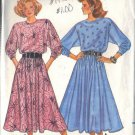 BUTTERICK PATTERN 5722, MISSES' DRESS IN TWO LENGTHS SIZE 6 PETITE