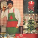 BUTTERICK PATTERN 5092 CHRISTMAS DECORATING PACKAGE WITH TRANSFERS UNUSED