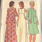 BUTTERICK PATTERN 3978 MISSES' EVENING DRESS & JACKET SIZE 18