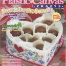 PLASTIC CANVAS CRAFTS INSTRUCTION BOOKLET FEB 1996 16 NEW STITCHING PROJECTS
