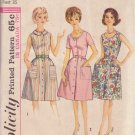 SIMPLICITY 5445 PATTERN MISSES' DRESS IN 3 VARIATIONS SIZE 14 1/2