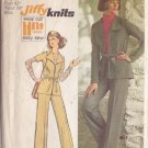 SIMPLICITY VINTAGE PATTERN 5726 MISSES' UNLINED JACKET, PANTS SIZE 20