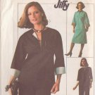 SIMPLICITY VINTAGE PATTERN 7656 MISSES' PULLOVER TOP, SKIRT, PANTS SIZE 16