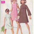 SIMPLICITY PATTERN 7938 JUNIOR DRESS 3 VARIATIONS SIZE 7 UNCUT