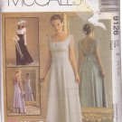 McCALL'S PATTERN 9126 MISSES' BRIDAL & BRIDESMAID GOWNS SIZES 14/16/18