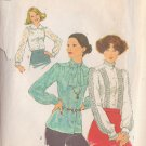 SIMPLICITY PATTERN 8117 SIZE 14 MISSES BLOUSES IN 3 VARIATIONS