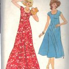 Butterick vintage pattern 5968 Misses' dress in 2 lengths sizes S/M/L