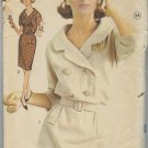 ADVANCE VINTAGE PATTERN 3117 MISSES' 60'S SZ 12 DRESS IN 2 STYLES