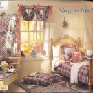 VOGUE 1799 DECORATE A GIRL'S ROOM