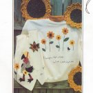SUNFLOWERS & CORNELIA CROW Sewing & Craft Pattern DbM 50