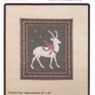 THE STAG WALL HANGING BY THE PATCHWORK PLACE NO. C-5 UNCUT