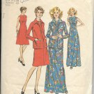 SIMPLICITY PATTERN 6559 SIZE 18/20 MISSES DRESS IN 2 LENGTHS & JACKET