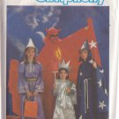 SIMPLICITY VINTAGE 1984 PATTERN 6672 SIZE LG HALLOWEEN COSTUMES