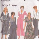 SIMPLICITY PATTERN 8480 SZ 10-16 MISSES PULL-ON PANTS, SKIRT,TOP 2 VARIATIONS