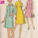 SIMPLICITY PATTERN 8692 SIZE 14  MISSES' DRESS AND JACKET