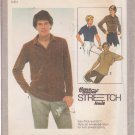 SIMPLICITY PATTERN 8798 SIZES  40/42/44  MEN'S PULLOVER TOP IN 2 VARIATIONS