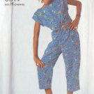SIMPLICITY PATTERN 8514 SIZES 7+8+10 GIRL'S TOP AND PULL ON PANTS UNCUT