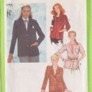 SIMPLICITY PATTERN 8974 SIZE 10  MISSES' LINED AND UNLINED BLAZER