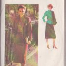 SIMPLICITY PATTERN 9163 SIZE 10 MISSES' SKIRT BLOUSE LINED JACKET
