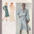 SIMPLICITY PATTERN 9193 SIZE 18  MISSES' DRESS IN TWO VARIATIONS
