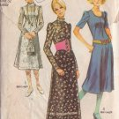 SIMPLICITY PATTERN 9265 SIZE 9 JUNIOR/MISSES' DRESS IN 2 VARIATIONS