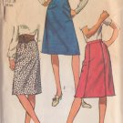 SIMPLICITY PATTERN 9267 SIZE 14  MISSES' SKIRT in 3 VARIATIONS