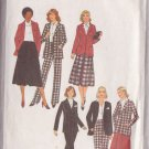 SIMPLICITY VINTAGE 1978 PATTERN 8866 SIZE 16 1/2 SKIRT, PANTS, UNLINED JACKET