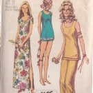 SIMPLICITY PATTERN 9362 SIZE 9JP TEEN/MISSES' DRESS, TUNIC, PANTS, SHORTS