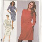 SIMPLICITY PATTERN 9392 SIZES 14-20  MISSES' DESIGNER DRESS IN TWO LENGTHS