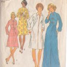 SIMPLICITY PATTERN 7238 SIZE 10 MISSES'  ROBES 2 LENGTHS