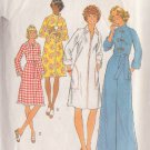 SIMPLICITY PATTERN 7238 SIZE 12 MISSES'  ROBES 2 LENGTHS
