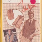 SIMPLICITY PATTERN 9793 SZ 46 MEN'S SET OF VESTS BY JOHN WEITZ