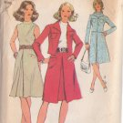 SIMPLICITY VINTAGE 1971 PATTERN 9768 SIZE 14 MISSES' DRESS & JACKET