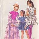 SIMPLICITY VINTAGE 1972 PATTERN 9900 SIZE 8 GIRL'S DRESS IN 2 LENGTHS UNCUT