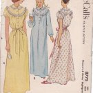 McCall's Pattern 8775 dated 1951 size 16 Misses' Nightgown 2 Versions UNCUT