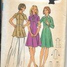 BUTTERICK 3108 PATTERN SIZE 18 1/2 MISSES' DRESS TUNIC PANTS