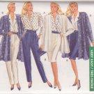 BUTTERICK PATTERN 3147 SIZE 12/14/16 MISSES' Jacket Top Skirt Pants UNCUT