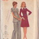 BUTTERICK VINTAGE PATTERN 3225  SIZE 20 1/2 MISSES' DRESS, TUNIC, PANTS UNCUT