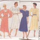 Butterick pattern 3412 size 12,  for a MISSES' DRESS & CUMMERBUND UNCUT