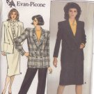 BUTTERICK PATTERN 3477 SIZE 14 MISSES' JACKET SKIRT & PANTS EVAN PICONE