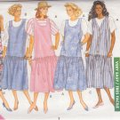 BUTTERICK PATTERN 3518 MISSES' MATERNITY JUMPER & TOP SIZE 6/8/10/12